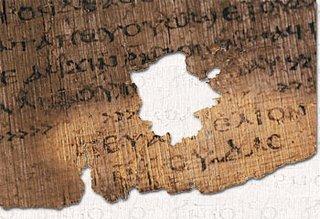 A extensão cânon do Novo Testamento