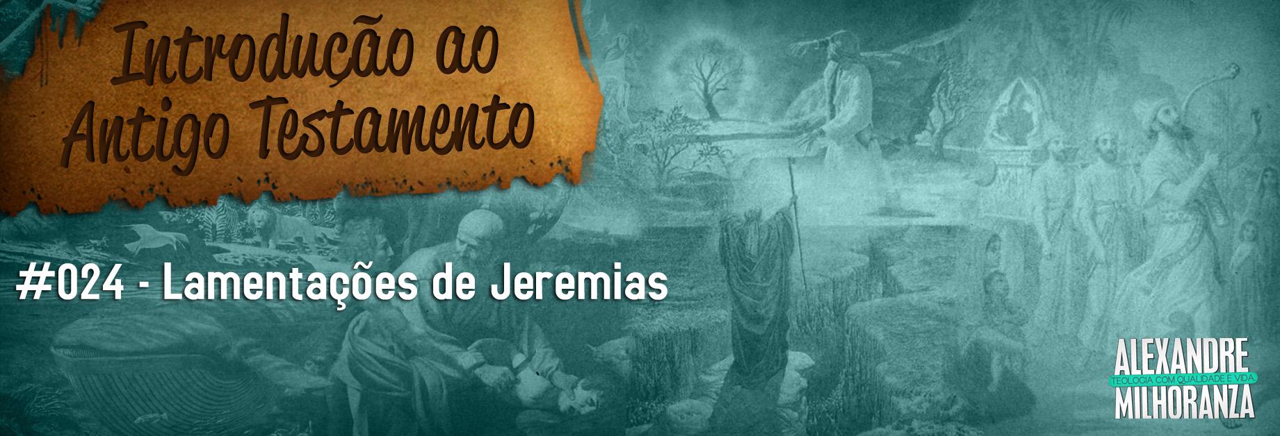 Lamentações de Jeremias